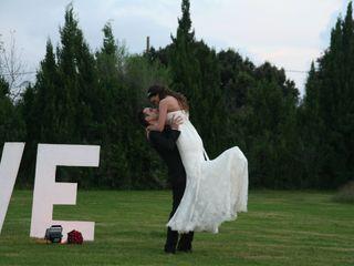 La boda de Vanessa y Rafa