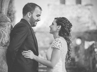 La boda de David y Leticia