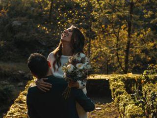 La boda de Ana y David