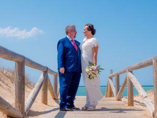La boda de Pepi y Miguel