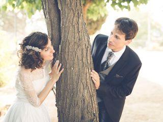 La boda de Tamara y Marc