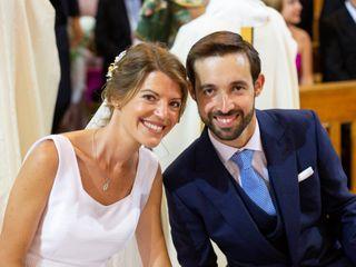 La boda de Sandra y Enrique