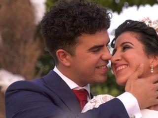 La boda de Manuel y Maria de los Angeles