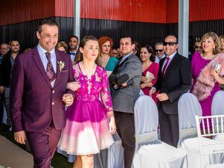 La boda de Salomé y Isidro 1