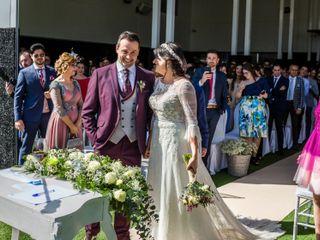 La boda de Salomé y Isidro 3