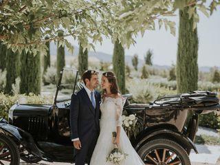 La boda de Henar y Manuel
