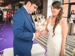 La boda de Adriana y Francisco