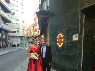 La boda de Rosana y Juanma 1