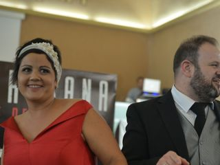 La boda de Rosana y Juanma