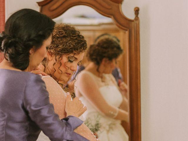 La boda de Juanma y Sonia en Villarrubia De Los Ojos, Ciudad Real 27