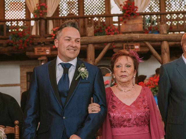 La boda de Juanma y Sonia en Villarrubia De Los Ojos, Ciudad Real 36
