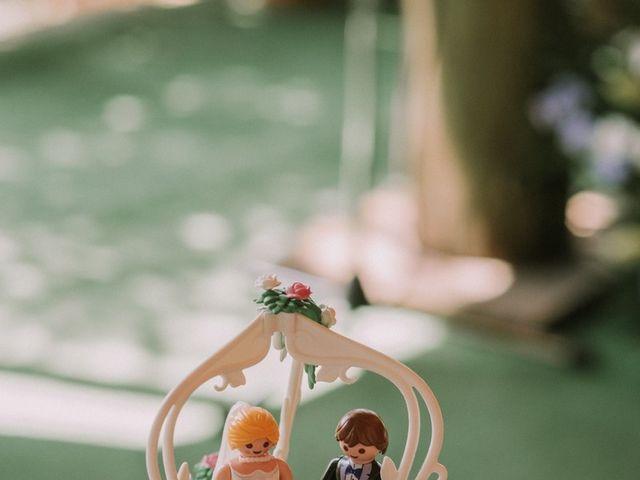 La boda de Juanma y Sonia en Villarrubia De Los Ojos, Ciudad Real 39