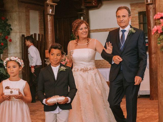 La boda de Juanma y Sonia en Villarrubia De Los Ojos, Ciudad Real 40