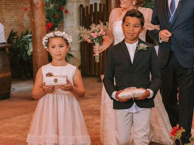 La boda de Juanma y Sonia en Villarrubia De Los Ojos, Ciudad Real 42