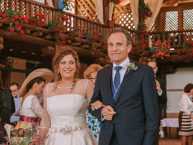 La boda de Juanma y Sonia en Villarrubia De Los Ojos, Ciudad Real 43