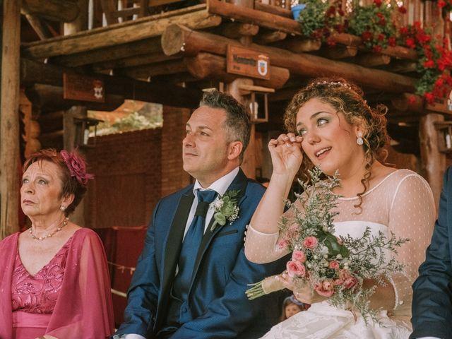 La boda de Juanma y Sonia en Villarrubia De Los Ojos, Ciudad Real 45