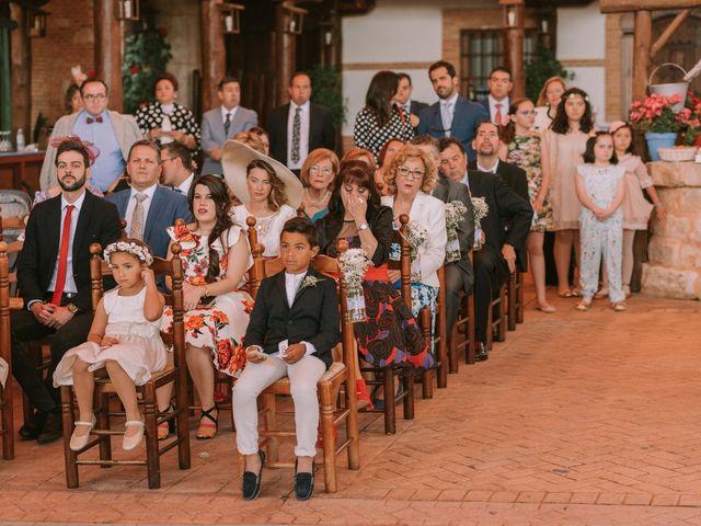 La boda de Juanma y Sonia en Villarrubia De Los Ojos, Ciudad Real 49