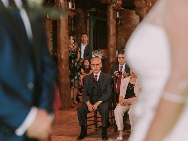 La boda de Juanma y Sonia en Villarrubia De Los Ojos, Ciudad Real 50
