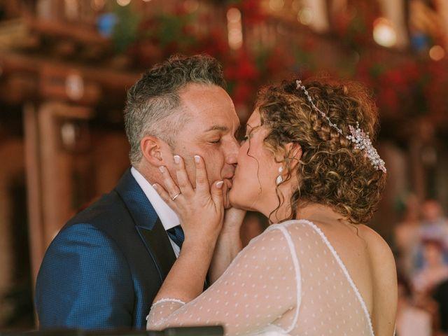 La boda de Juanma y Sonia en Villarrubia De Los Ojos, Ciudad Real 52