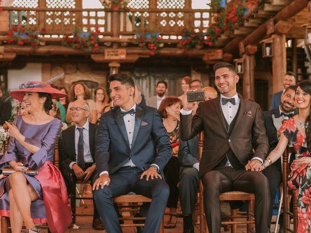 La boda de Juanma y Sonia en Villarrubia De Los Ojos, Ciudad Real 53