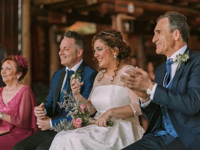 La boda de Juanma y Sonia en Villarrubia De Los Ojos, Ciudad Real 60