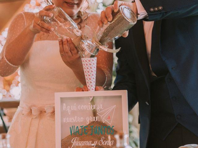 La boda de Juanma y Sonia en Villarrubia De Los Ojos, Ciudad Real 62