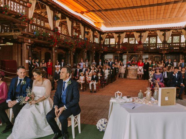 La boda de Juanma y Sonia en Villarrubia De Los Ojos, Ciudad Real 64