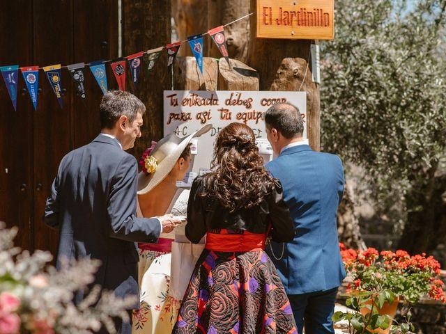 La boda de Juanma y Sonia en Villarrubia De Los Ojos, Ciudad Real 75