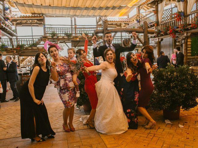 La boda de Juanma y Sonia en Villarrubia De Los Ojos, Ciudad Real 78