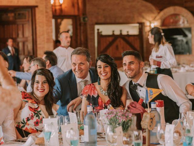 La boda de Juanma y Sonia en Villarrubia De Los Ojos, Ciudad Real 79
