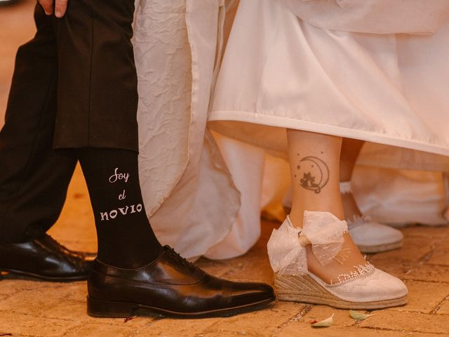 La boda de Juanma y Sonia en Villarrubia De Los Ojos, Ciudad Real 80