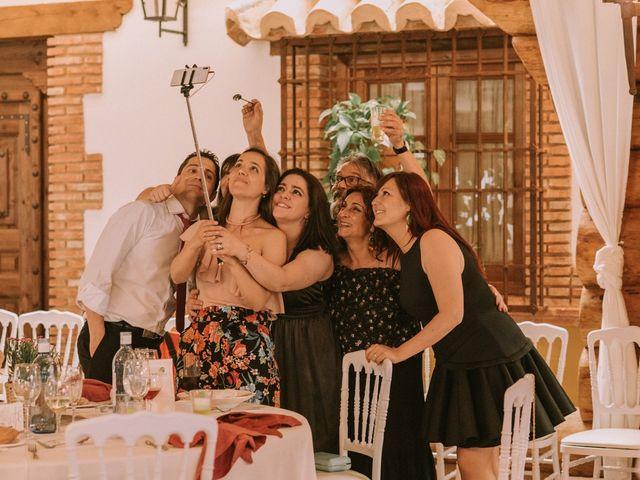 La boda de Juanma y Sonia en Villarrubia De Los Ojos, Ciudad Real 86