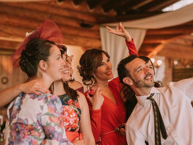 La boda de Juanma y Sonia en Villarrubia De Los Ojos, Ciudad Real 90