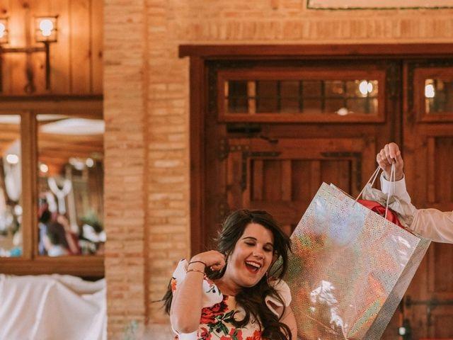 La boda de Juanma y Sonia en Villarrubia De Los Ojos, Ciudad Real 91