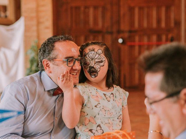 La boda de Juanma y Sonia en Villarrubia De Los Ojos, Ciudad Real 93
