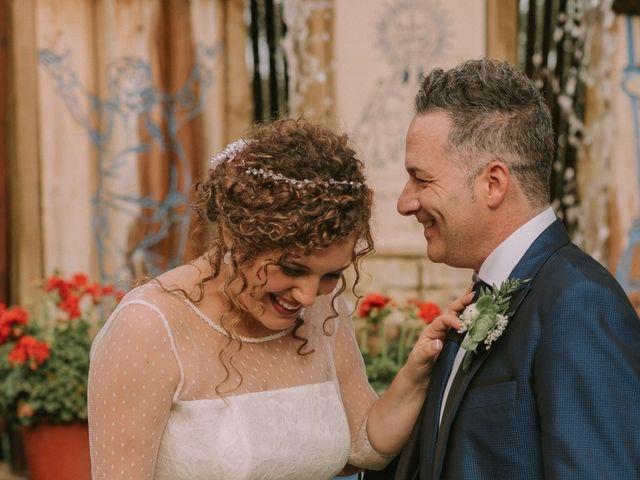 La boda de Juanma y Sonia en Villarrubia De Los Ojos, Ciudad Real 1