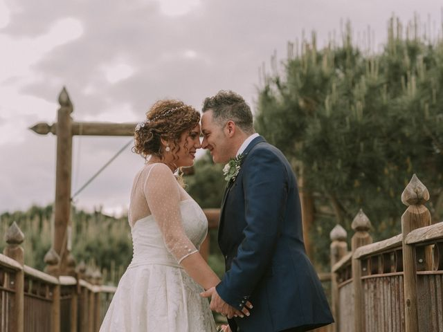 La boda de Juanma y Sonia en Villarrubia De Los Ojos, Ciudad Real 106