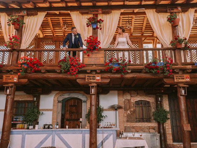 La boda de Juanma y Sonia en Villarrubia De Los Ojos, Ciudad Real 110