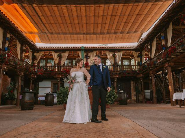 La boda de Juanma y Sonia en Villarrubia De Los Ojos, Ciudad Real 112