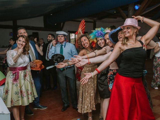 La boda de Juanma y Sonia en Villarrubia De Los Ojos, Ciudad Real 113