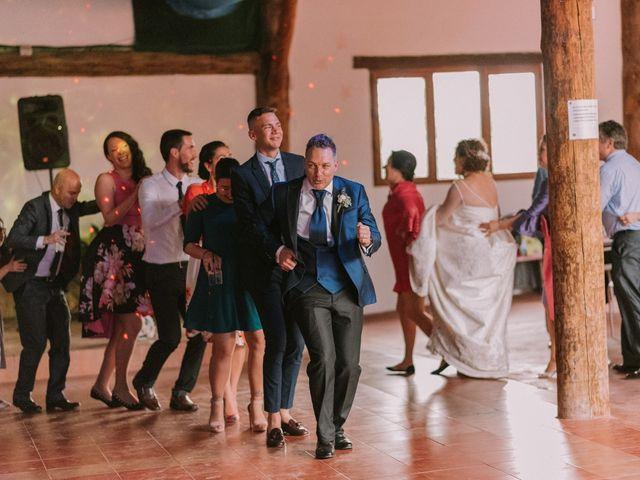 La boda de Juanma y Sonia en Villarrubia De Los Ojos, Ciudad Real 115