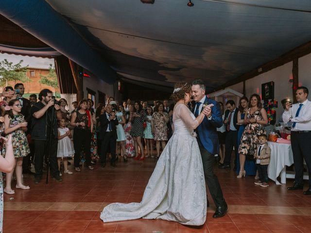 La boda de Juanma y Sonia en Villarrubia De Los Ojos, Ciudad Real 118