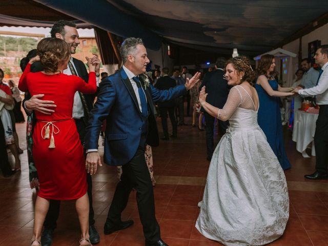 La boda de Juanma y Sonia en Villarrubia De Los Ojos, Ciudad Real 119
