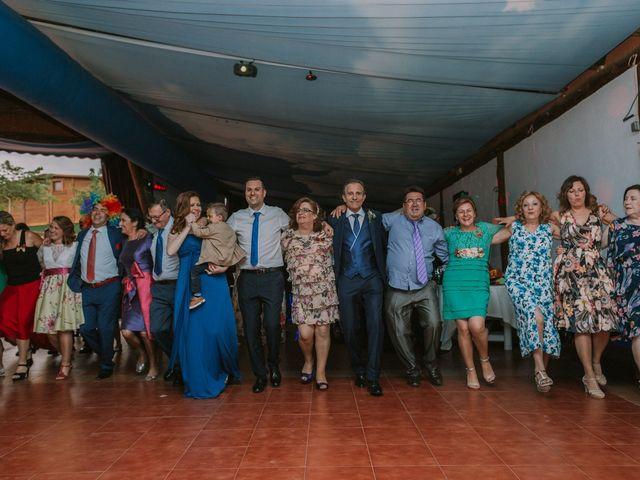 La boda de Juanma y Sonia en Villarrubia De Los Ojos, Ciudad Real 120