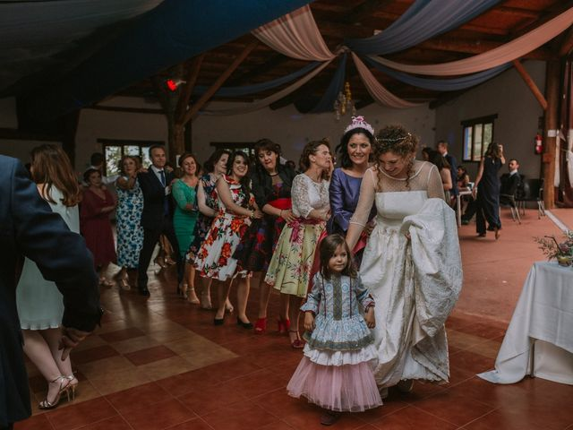 La boda de Juanma y Sonia en Villarrubia De Los Ojos, Ciudad Real 123