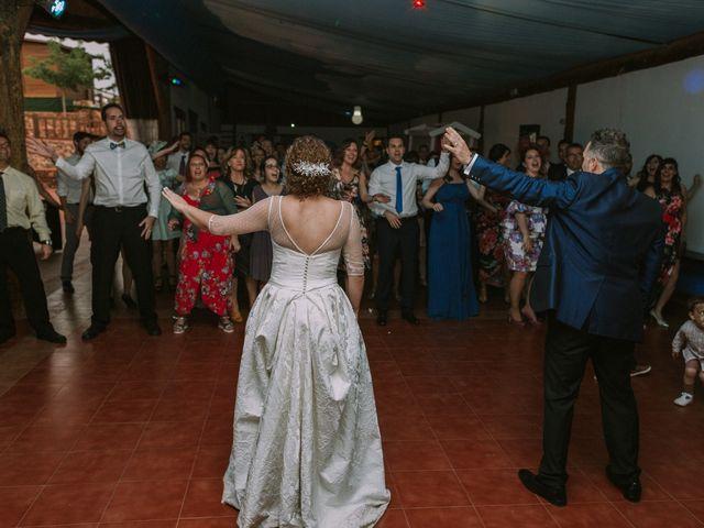 La boda de Juanma y Sonia en Villarrubia De Los Ojos, Ciudad Real 126