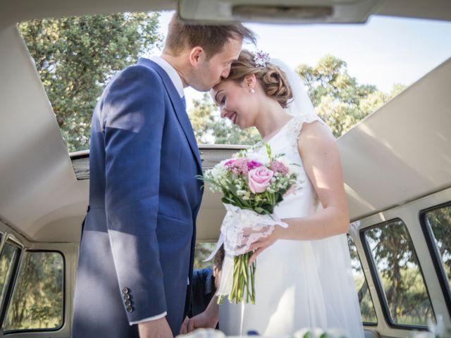 La boda de David y Patricia en Guadalajara, Guadalajara 6