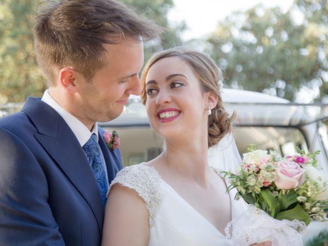 La boda de David y Patricia en Guadalajara, Guadalajara 16