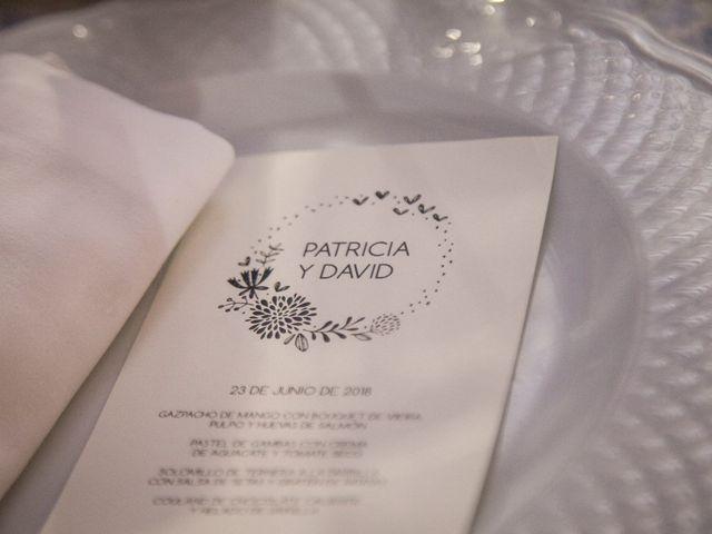 La boda de David y Patricia en Guadalajara, Guadalajara 36