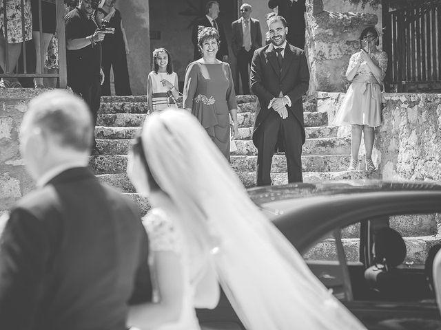La boda de Leticia y David en Ayllon, Segovia 30